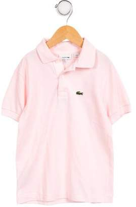 a93d89814 Pre-Owned at TheRealReal · Lacoste Girls  Polo Top w  Tags