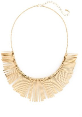 Women's Panacea Stick Bib Necklace $28 thestylecure.com