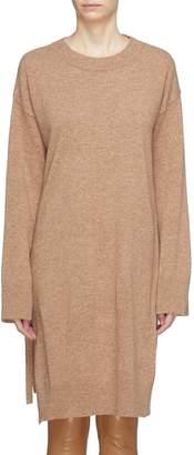 Mijeong Park Tie side long sweater