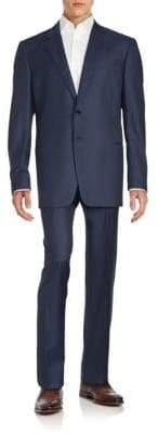 Armani Collezioni Italian Wool Suit