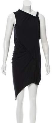 Yigal Azrouel Cut25 by Sleeveless Asymmetrical Dress