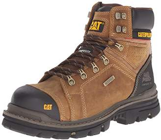 Caterpillar Men's Hauler 6 Inch Waterproof Comp Toe Work Boot