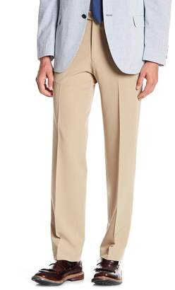 "Nautica Khaki Bi-Stretch Pants - 30-34"" Inseam"
