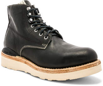Visvim Virgil Leather Boot-Folk