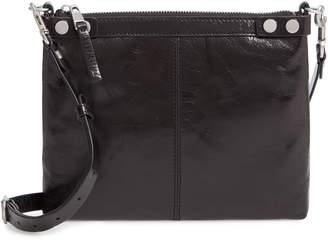 Treasure & Bond Sloane Glazed Leather Crossbody Bag