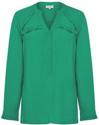 Elodie K Nooki Design Blouse Green
