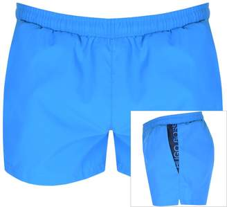 059b7633d5 HUGO BOSS Boss Business Mooneye Swim Shorts Blue