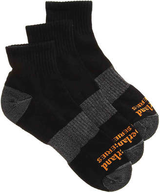 Timberland Pro Series Work Ankle Socks - 3 Pack - Men's