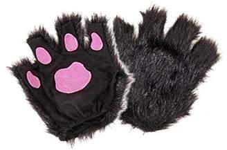Elope Fingerless Black Paws