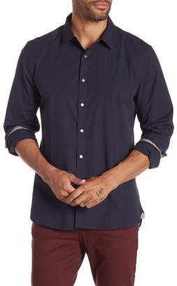 Kenneth Cole New York Long Sleeve Regular Fit Shirt