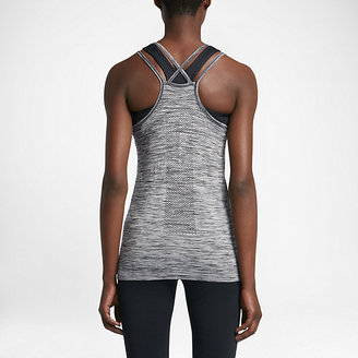 Nike Dri-FIT Knit Women's Running Tank $65 thestylecure.com