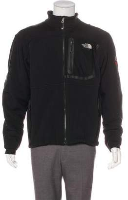 The North Face Mock Neck Zip Jacket