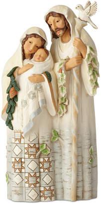 Jim Shore Woodland Holy Family Figurine