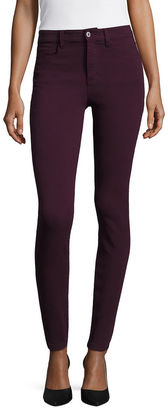 ARIZONA Arizona Luxe Stretch High-Rise Twill Jeggings - Juniors $48 thestylecure.com