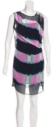 Gryphon Sleeveless Mini Dress