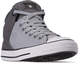 wholesale dealer ac976 23caa Converse Men Chuck Taylor All Star High Street Casual Sneakers from Finish  Line