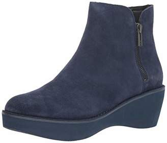 Kenneth Cole Reaction Women's Prime Platform Bootie with Side Zip Ankle Boot