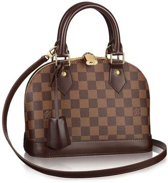 65b518c00545 Louis Vuitton Authentic Alma BB Cross Body Handbag Article  N41221 Made in  France