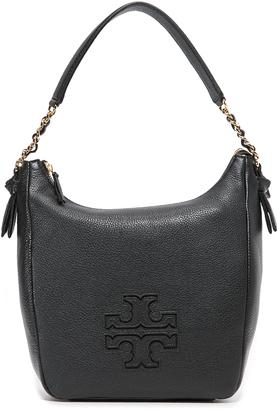 Tory Burch Harper Zip Hobo Bag $450 thestylecure.com