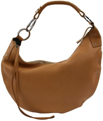 Gucci Camel Leather Handbag