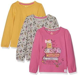 Mothercare Just Have Fun T-Shirts - 3 Pack,(Manufacturer Size:110)
