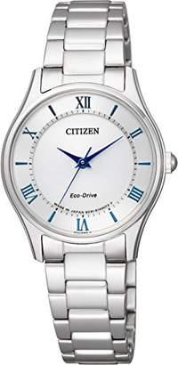 [シチズン]CITIZEN 腕時計 Citizen collection シチズンコレクション エコ・ドライブ ペアモデル EM0400-51B レディース