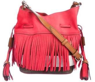 Burberry Small Belgrove Bucket Bag