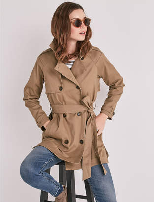 Lucky Brand MILITARY TRENCH COAT