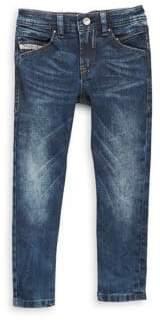 Diesel Toddler's, Little Boy's,& Boy's Five-Pocket Jeans