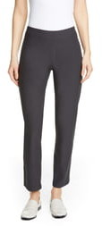 Eileen Fisher WASHABLE STRETCH CREPE SLIM AN