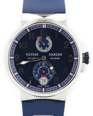 Ulysse Nardin Blue Steel Watches