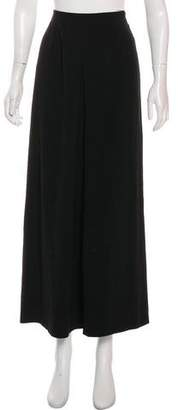 Chanel Button-Up Midi Skirt