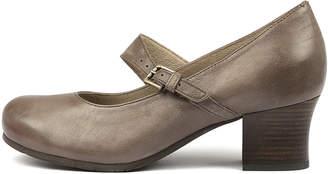 Miz Mooz Frenchie-miz Ash Shoes Womens Shoes Dress Heeled Shoes