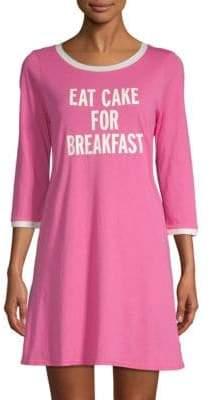 Kate Spade Eat Cake For Breakfast Nightdress
