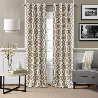 Grayson Elrene Blackout Grommet-Top Curtain Panel