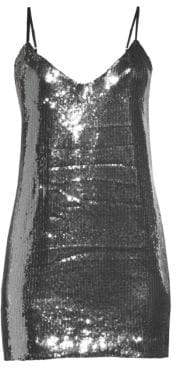 RtA Bijoux Sequin Mini Dress