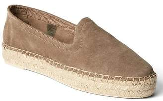 Leather loafer espadrilles $49.95 thestylecure.com