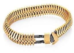Miansai Men's Brass Klink Bracelet