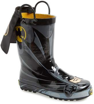 Western Chief Batman Everlasting Waterproof Rain Boot