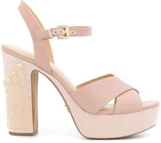 MICHAEL Michael Kors Starry Night platform sandals