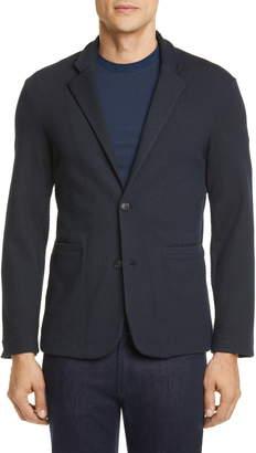 Emporio Armani Trim Fit Soft Sport Coat