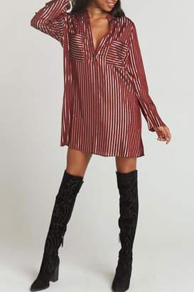 Show Me Your Mumu Maribelle Shirt Dress