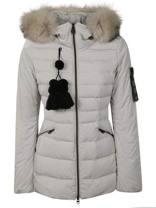 Peuterey Fur Hood Padded Jacket