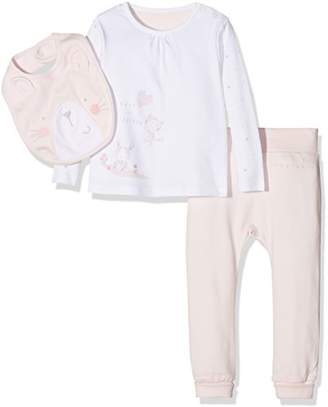 Mothercare Baby Girls' My First Clothing Set,(Manufacturer Size: 68 cms)