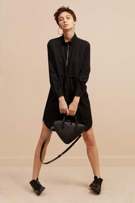 French Connenction Sunny Toggle Shirt Dress