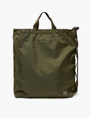 Flex 2Way Shoulder Bag in Olive