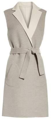 St. John Double Face Reversible Vest