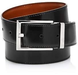 Salvatore Ferragamo Square Buckle Reversible Belt