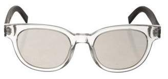 Christian Dior Blacktie Reflective Tint Sunglasses