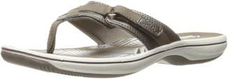 Clarks Women's Breeze Sea Flip Flops